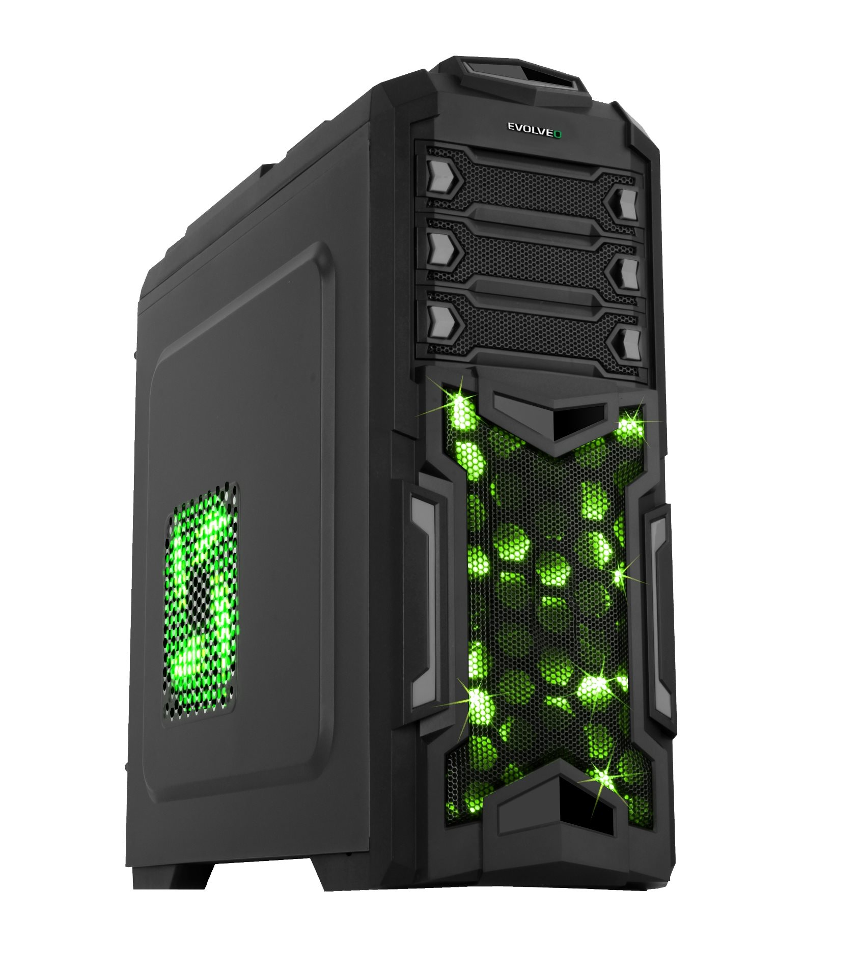 Intel Core i5-7400 Quad Core,DDR4 RAM 8GB,HDD 1000GB,Geforce GTX 1050 GAMING 2GB