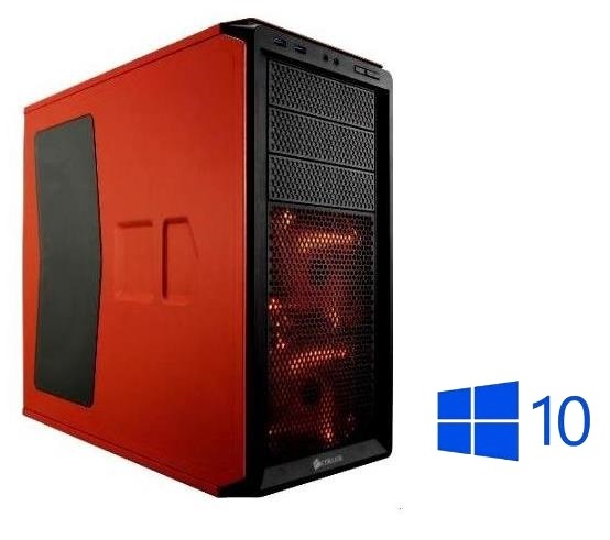 AMD Ryzen 5 1400 Quad Core,DDR4 RAM 8GB,HDD 1000GB,Radeon RX 560 OC 4GB,WIN10