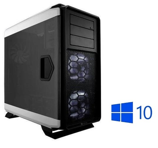 INTEL Core i7-4820K+Vodník,DDR3 RAM 16GB,SSHD 2x2000GB,Geforce GTX1080 8GB,WIN10