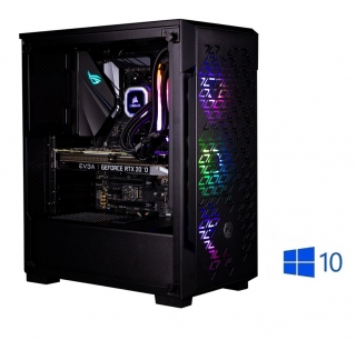 INTEL Core i7-9700F Eight Core,DDR4 RAM 16GB,Gigabyte Geforce RTX 2060 6GB,SSD 1000GB,DVD,WIN10