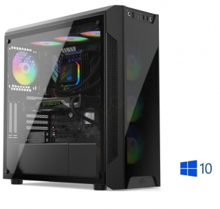 Intel Core i9-10900+vodné chladenie,DDR4 RAM 32GB,SSD 1TB,HDD 4TB,Gigabyte Geforce RTX 2070 WindForce 8GB,WIN10