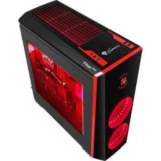 INTEL Core i3-10100F Quad Core,DDR4 RAM 8GB,SSD 256GB,HDD 1000GB,Asrock Radeon RX550 2G Phantom Gaming