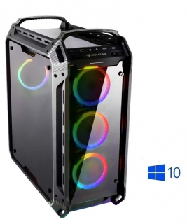 INTEL Core i9-9900K Octo Core,Vodné chladenie,DDR4 RAM 32GB,Palit Geforce RTX 2070 Gamerock 8GB,SSD 2TB,HDD 3TB,WIN10PRO
